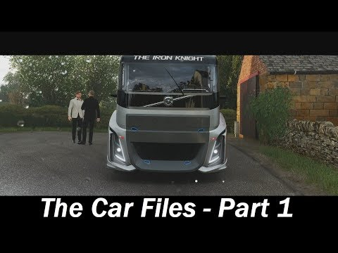Player Business - The Car Files - Part 1 (Forza Horizon 4)