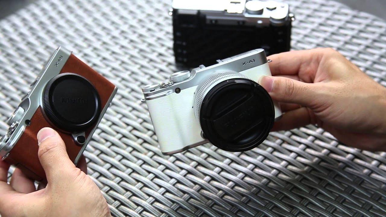 Tinhte.vn - Một số máy ảnh mirrorless của Fujifilm - YouTube