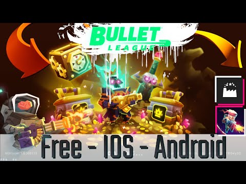 Trải Nghiệm Game Bullet League Battle Royale Free (IOS /Android)