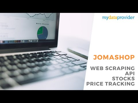 Jomashop: Product Database - Web Scraping - API - Price Monitoring - Stocks