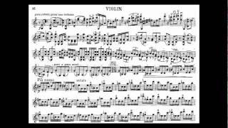 Dohnanyi, Ernst von violin concerto 2 mvt4 op.43