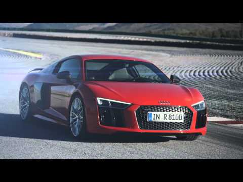 2016 Audi R8 V10 plus - Second Generation Audi Sports Car