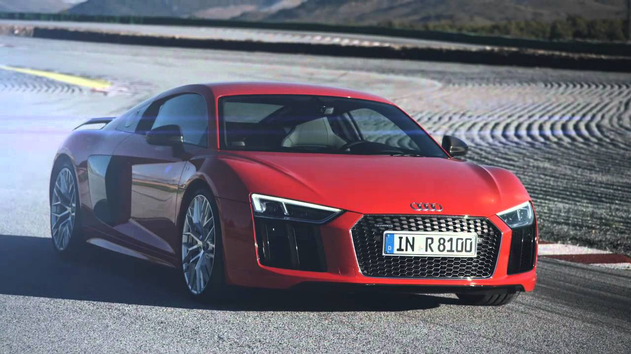 2016 Audi R8 V10 plus  Second Generation Audi Sports Car  YouTube