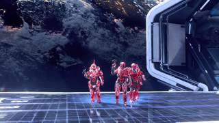 Halo 5: Guardians partida de fuga 1
