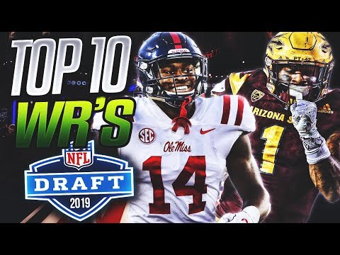 Why DK Metcalf Is Josh Gordon 2.0 | Top 10 Wide Receivers In The 2019 NFL Draft