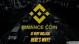 Bullish on Binance Coin - The Best Cryptocurrency of 2018