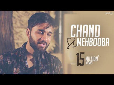 Chand Si Mehbooba - Unplugged Cover | Vivek Singh | Sharad | Jugal