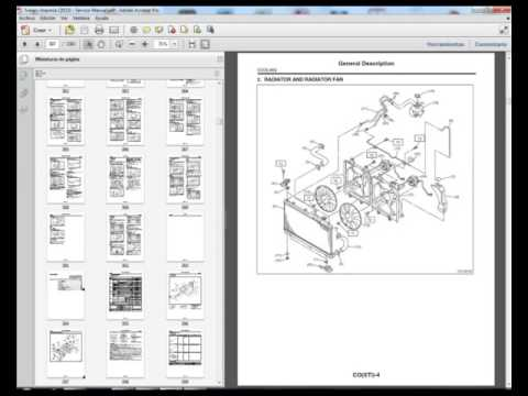 subaru impreza 20122013  service manual  wiring diagram