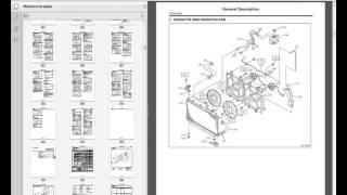 Subaru Impreza 2012 2013 Service Manual Wiring Diagram Youtube