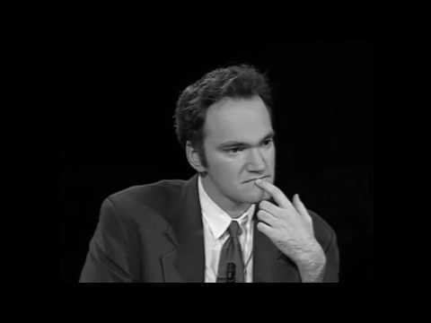 Young Quentin Tarantino On Storytelling