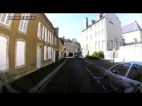 Bayeux Aire - one approach!