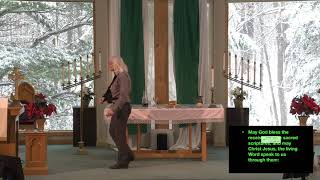 """Worship-February 7,2021 """"The Temptation of Your Lonely Place"""""""