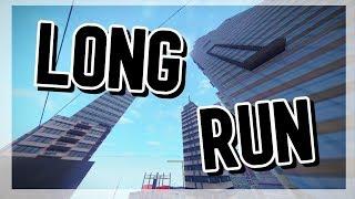 ROBLOX Parkour - Long Run!