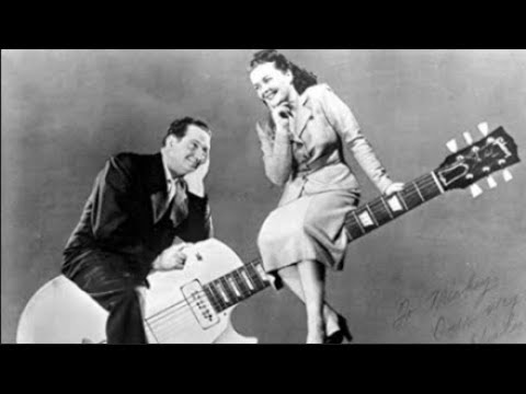 LES PAUL'S JOURNEY TO HIS NEW SOUND