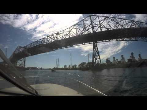 Lake Michigan to Calumet River