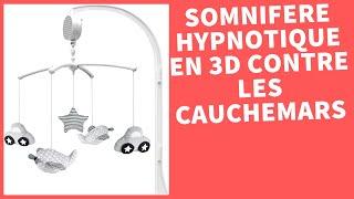 Somnifere hypnotique en 3D contre les cauchemars
