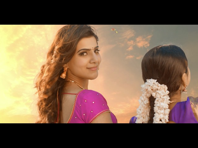 South India Shopping Mall Ad with Samantha Ruth Prabhu by Avantika Vandanapu
