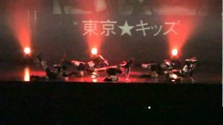 Jackson's Finest  2011.6.25 東京★キッズナンバー @ディファ有明