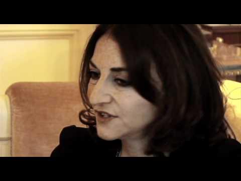 Nathalie Rykiel Interview by Alberto Ibarretxe