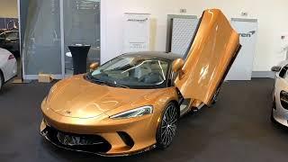 McLaren GT 2020 - first look WORLD PREMIERE in Monaco