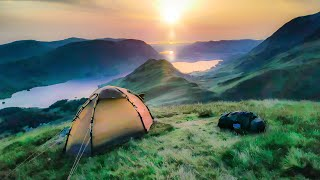 Camping | a stunning place to pitch.