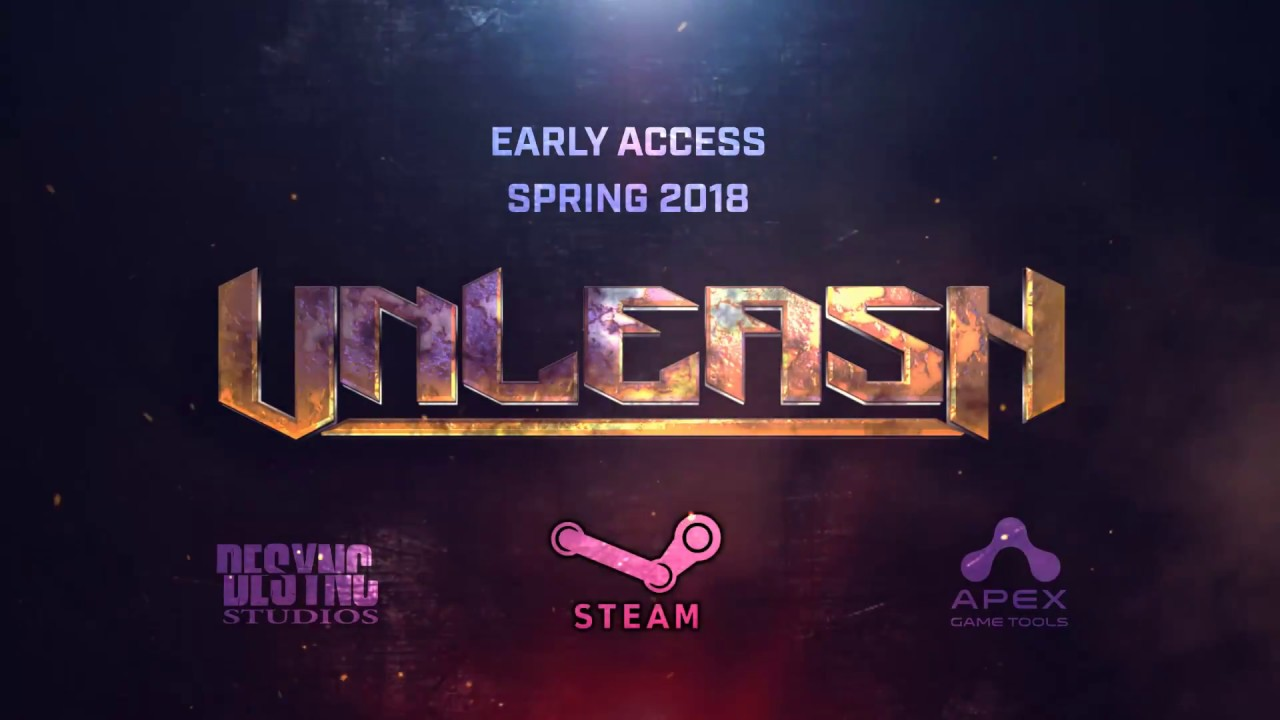 Unleash Officially Launched on Steam Early Access (Tower Wars Genre)