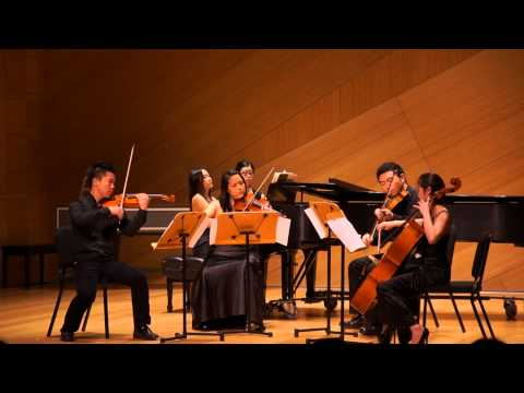 Piano quintet in c minor, Op.1 by Ernst von Dohnanyi