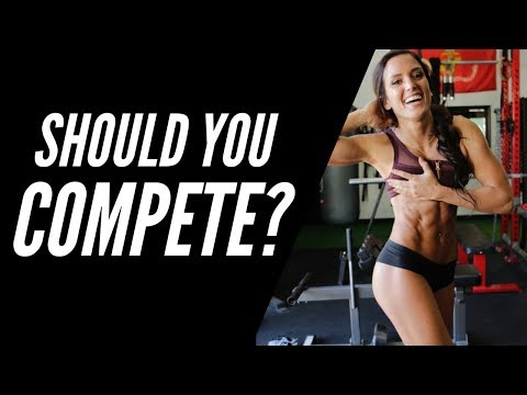 HOW TO KNOW WHEN TO COMPETE + A Day In The Life Vlog