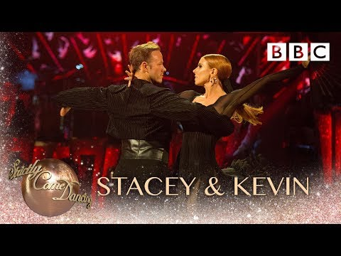 Stacey Dooley and Kevin Clifton Paso to 'Malaguena' by Brian Setzer - BBC Strictly 2018