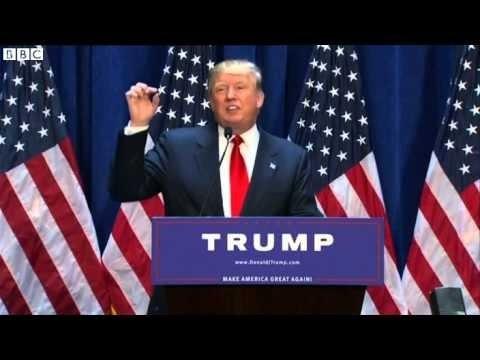 BBC Documentary     Donald Trump running for president