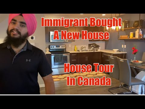 House Tour in Canada |House Price| Monthly Mortgage