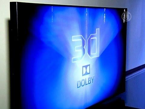 3D без очков: в США создали новый телевизор (новости)