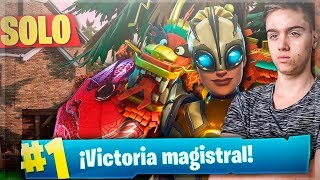 +215 WINS! MASTER VICTORIES WITH THE NEW SKIN! FORTNITE