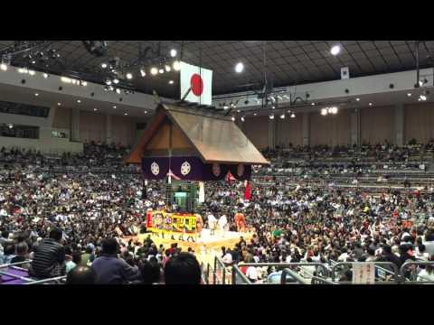 Nihon Sumo Kyokai - Fukuoka Chikkohommachi - Fukuoka Kokusai Center