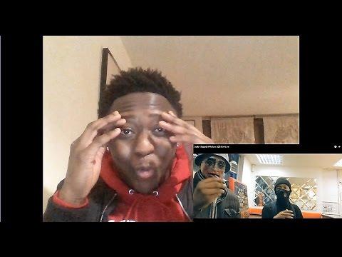 Loski Hazards Harlem Reaction Youtube
