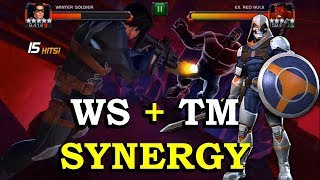 WS + TM Synergy | Marvel Contest of Champions