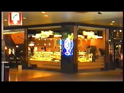 Woluwe Shopping Center Brussels 1991