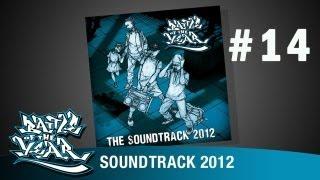 BOTY 2012 SOUNDTRACK - 14 - MR. CONFUSE - AGAINST ALL ODDS [BOTY TV]