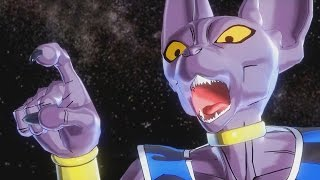 Dragon Ball XENOVERSE 2 Beerus Saga (Battle of Gods) Story Mode