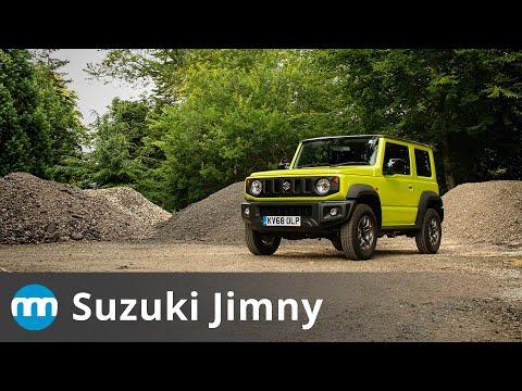 New Suzuki Jimny Review! The best Suzuki ever? New Motoring