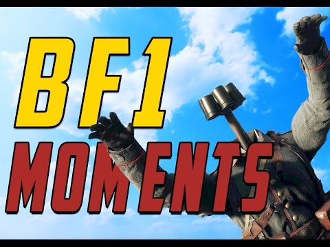 BATTLEFIELD 1 WTF MOMENTS #2 Assassins And Saw