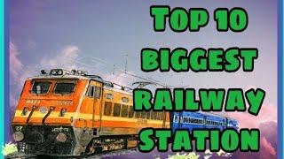 Top 10 Biggest And Busiest Railway Station In Tamilnadu 2019 List  Top 10 Tamiln