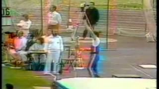 World record javelin Throw 104.80m