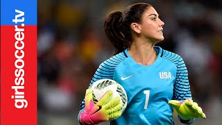 Hope Solo: How Did Things Go So Wrong??!!