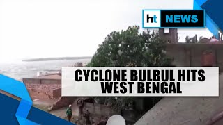 At least 2 dead as Cyclone Bulbul hits West Bengal