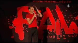 RAW Comedy Club - Peter Wahlbeck