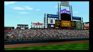 All Star Baseball 2005 Current Stadiums