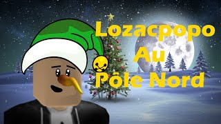 At the North Pole, lozacpopo the elf makes toys for the children of the world! Roblox