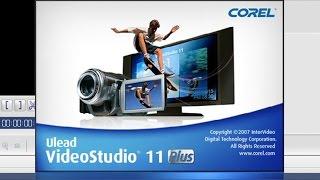 Ulead VideoStudio. Программа для видеомонтажа