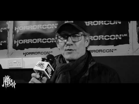 Return Of The Living Dead's Thom Matthews Exclusive   Slime House TV @ HorrorCon UK 2017